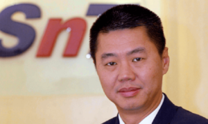 David Wong, CEO, SNT Global Logistics