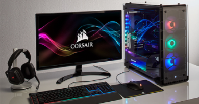 Corsair Crystal Build