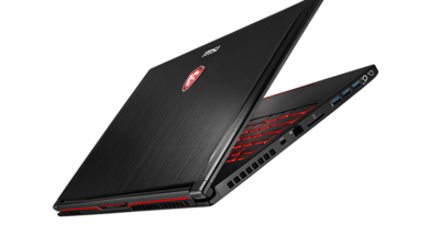 MSI GS63 Stealth cover
