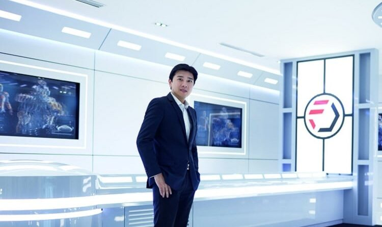 Dato' Seri Ivan Teh, Fusionex Group CEO