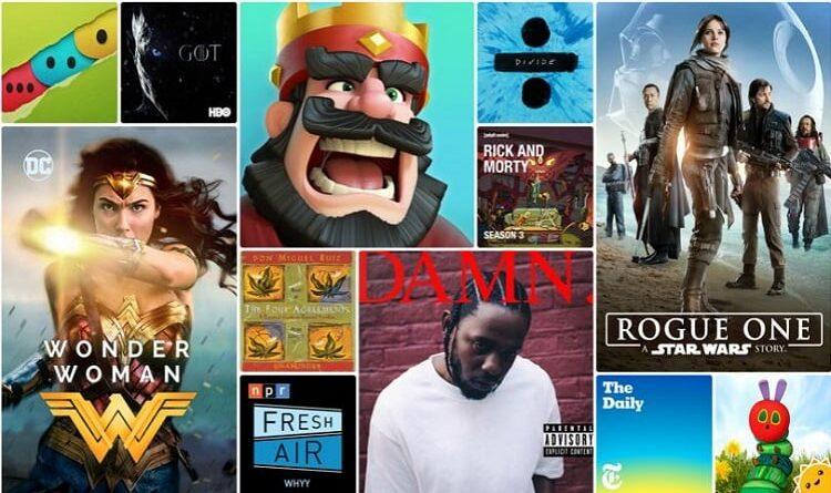 Apple top of 2017
