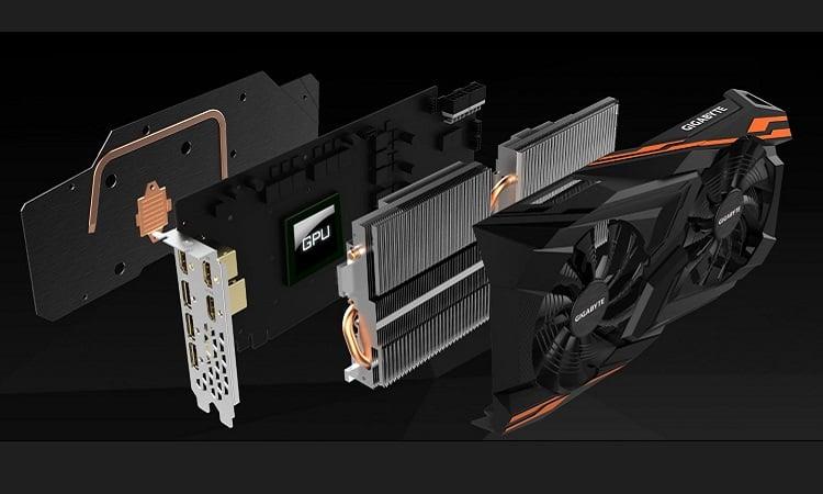 GIGABYTE Radeon RX VEGA 64 GAMING OC 02