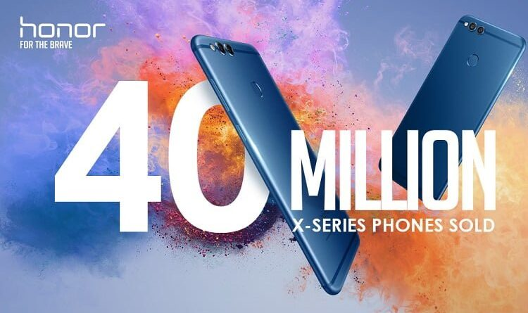 Honor 40 million