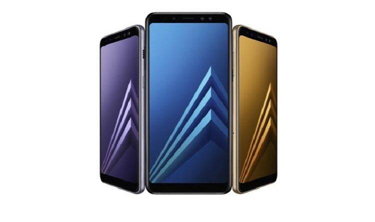 Samsung Galaxy A8 cover