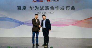 Huawei-Baidu