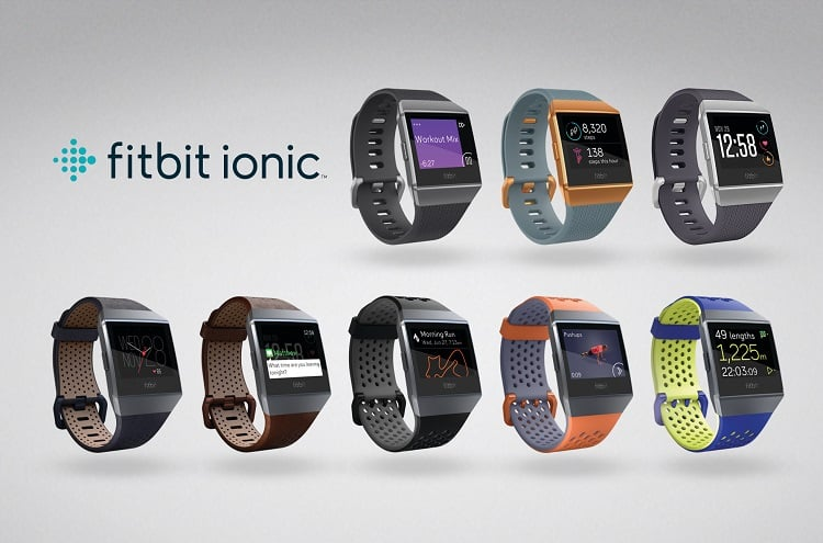 Fitbiot Ionic
