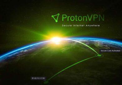 ProtonVPN iOS App