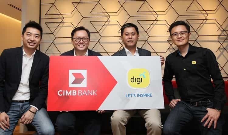 Digi and CIMB Collaborate on New Products and Services