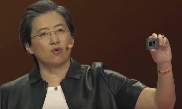 AMD CES 2019 - 01