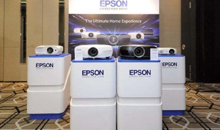 Epson 4k Projectors