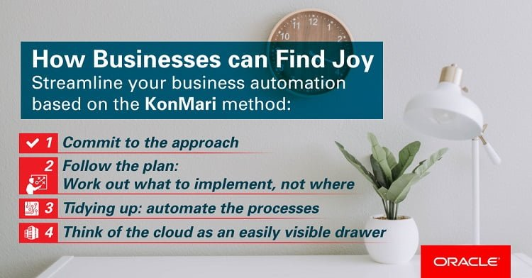 Find Joy in Businesses