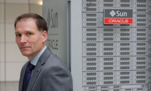 John Abel, Head of Innovation and Cloud at Oracle