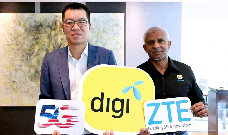Digi and ZTE sign 5G MoU