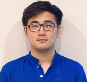 "Project Director Nicholas ""Nicko"" Chang"