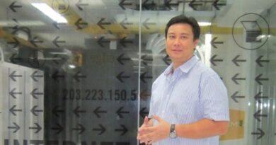 MyIX Chairman, Chiew Kok Hin
